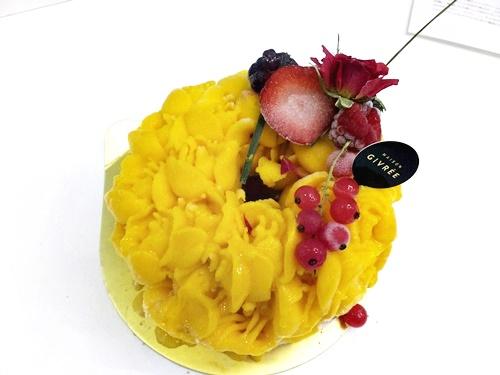 メゾンジブレー アイスケーキ