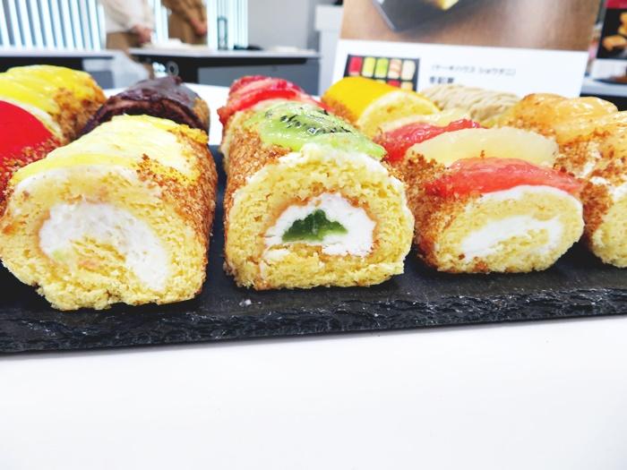 ケーキハウスショウタニの「冬彩菓」
