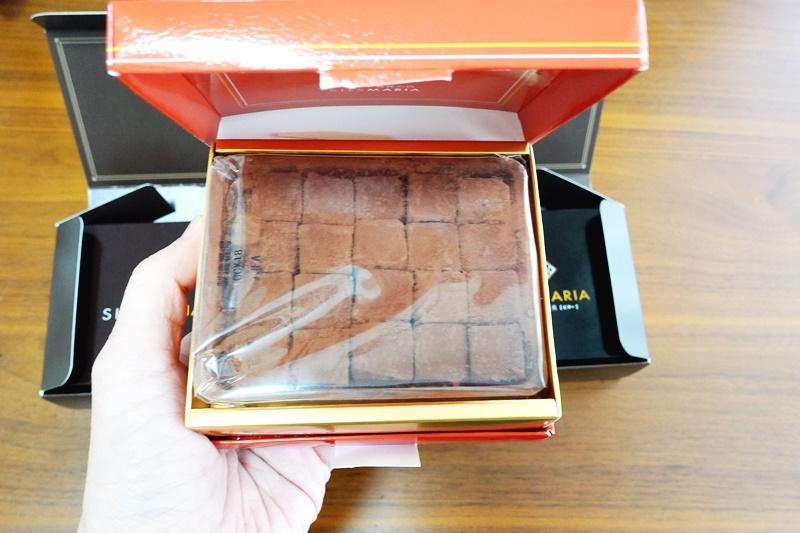 シルスマニ生チョコレート